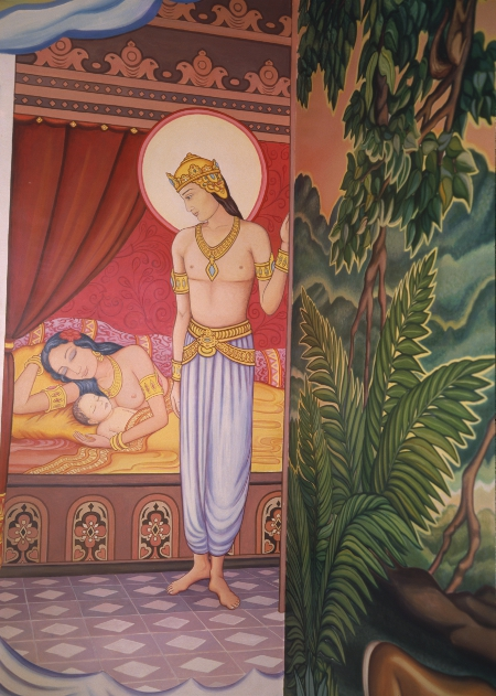 Dakini Murals and Public Art